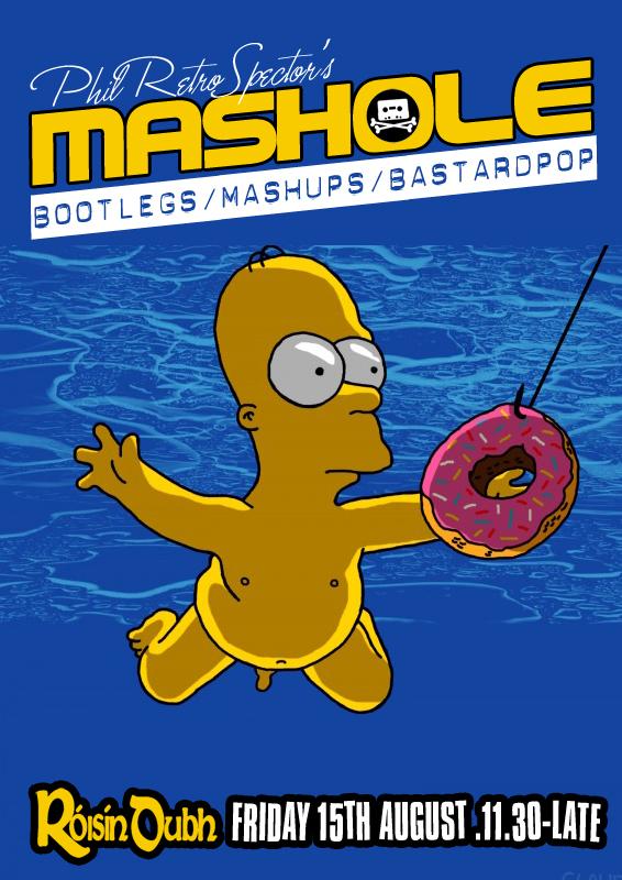 mashole homer