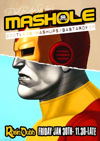 mashole marvel copy