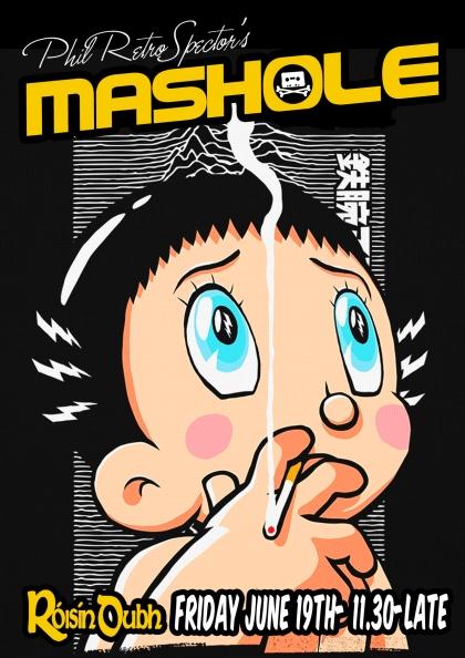 mashole mangajoy
