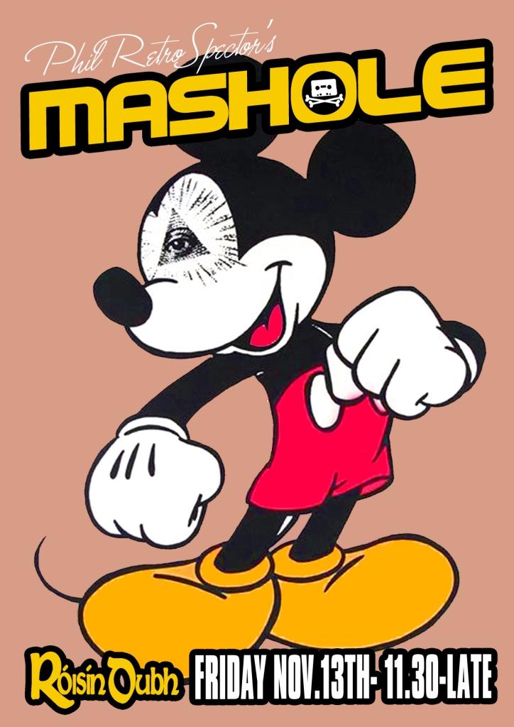 mashole mickey illuminati